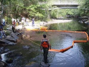 Hazardous Materials Spill Response